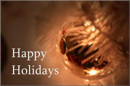 Happy Holidays - Mayday Pictures