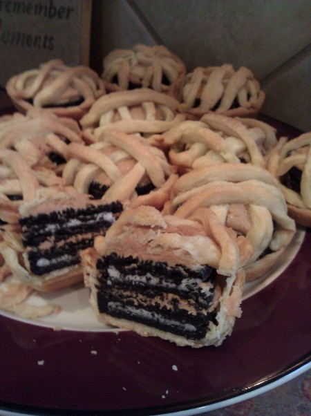 Batch of OreOMG Little Pies